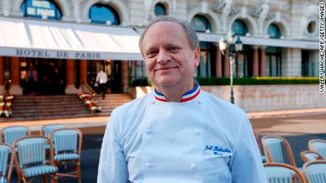 Robuchon was famous for his mashed potatoes.