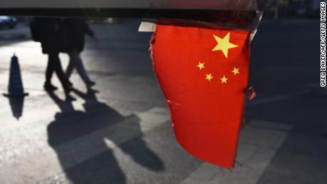 China says Sweden violated tourists' human rights