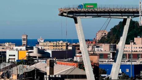 Genoa bridge collapse came after years of warnings
