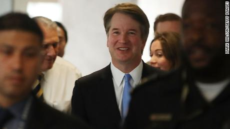For Kavanaugh, a 'formative' job; but for senators, few records are available