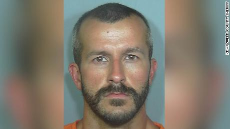 Chris Watts' mugshot