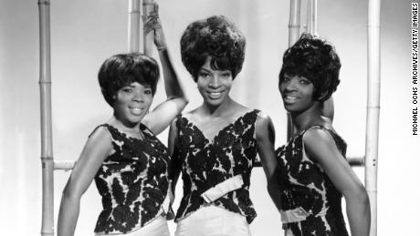 Martha and Vandellas, inducted 1995