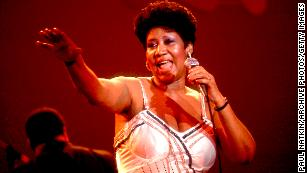 Aretha Franklin learned how to command a stage from her father, C.L. Franklin.