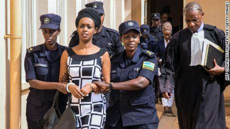 She wanted to be president, but ended up jailed instead