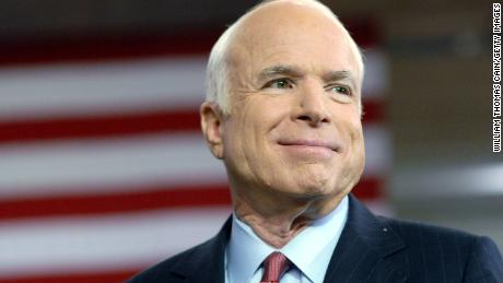 The fight for John McCain's legacy is on