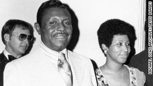 C.L. Franklin encouraged his daughter to move from gospel to R&B.