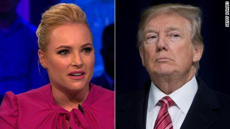Trump greift McCain an, Dossier, Meghan McCain schlägt zurück
