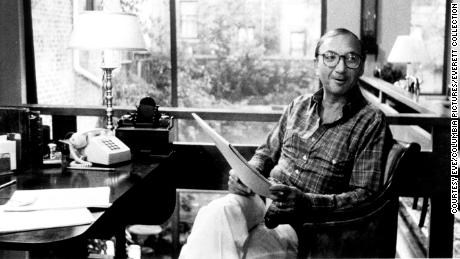 Screenwriter Neil Simon is pictured in 1979.