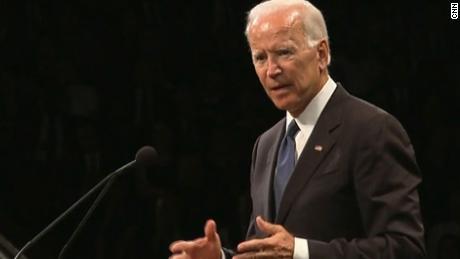 Joe Biden fonctionne. Littéralement