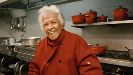 Chef Leah Chase, civil rights activist and legendary 'Queen of Creole Cuisine.'