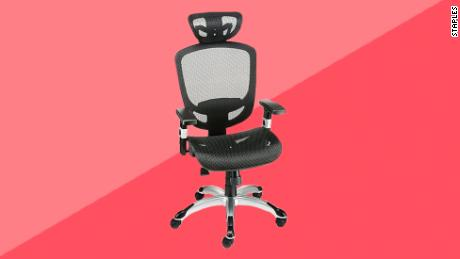 posture support chairs office adirondack chair picture frame favors the best to shop for comfort and back cnn many of us take our granted we shouldn t wrong option can lead bad neck pain stiffness even lack focus