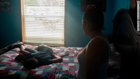 Boy traumatized after separation: I can't forget