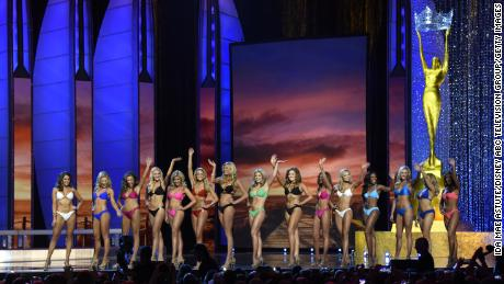 I'll be watching Miss America to see if it's still about beauty, not brains