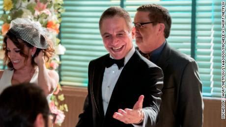 Tony Danza in 'The Good Cop'