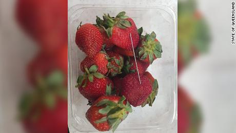 Why Australians are 'smashing' strawberries after needle in fruit scare