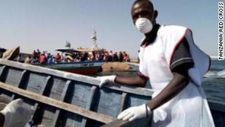 Tanzania ferry capsizes in Lake Victoria, killing more than 100