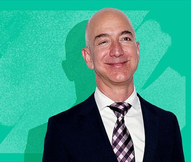 Jeff Bezos Richest Man Amazon Gfx