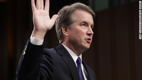 Allegations remain in forefront for Kavanaugh, 7 months after his confirmation