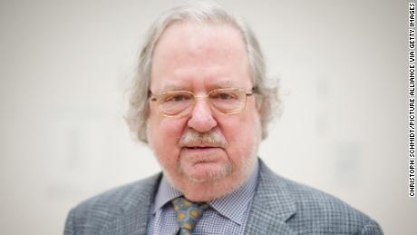 Professor James Allison, 70, works at the University of Texas MD Anderson Cancer Center.
