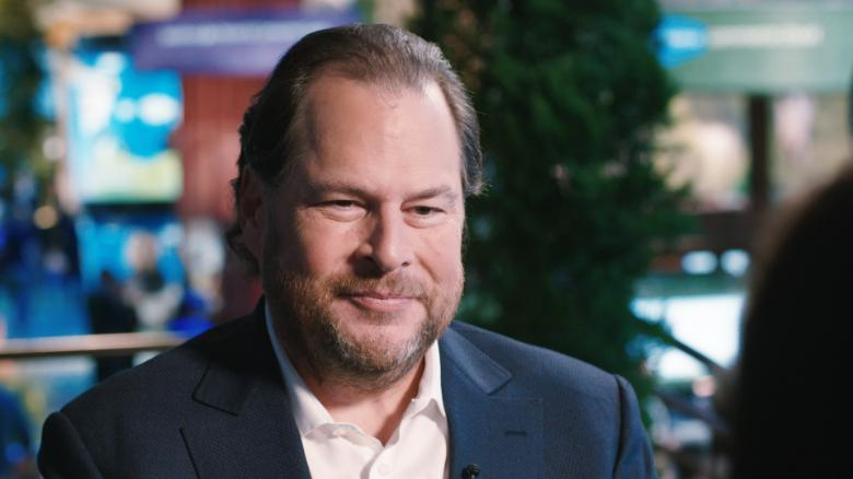 marc benioff i want