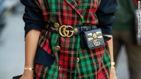 A slowing economy won't keep Chinese shoppers from buying Gucci bags