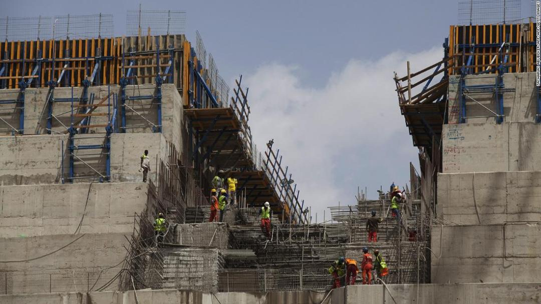 The dam's reservoir will be large enough to hold 74 billion cubic meters of water. It will be used to generate 6,000 megawatts of electricity a year. Egypt's fear is that the dam puts control of the Nile's flow into Ethiopia's hands, and may lead to a reduction in available water.