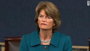 Murkowski to vote 'present' on Kavanaugh so Daines won't have to leave daughter's wedding