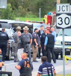 limo crash kills 20 people in deadliest us transportation accident since 2009 [ 1600 x 900 Pixel ]