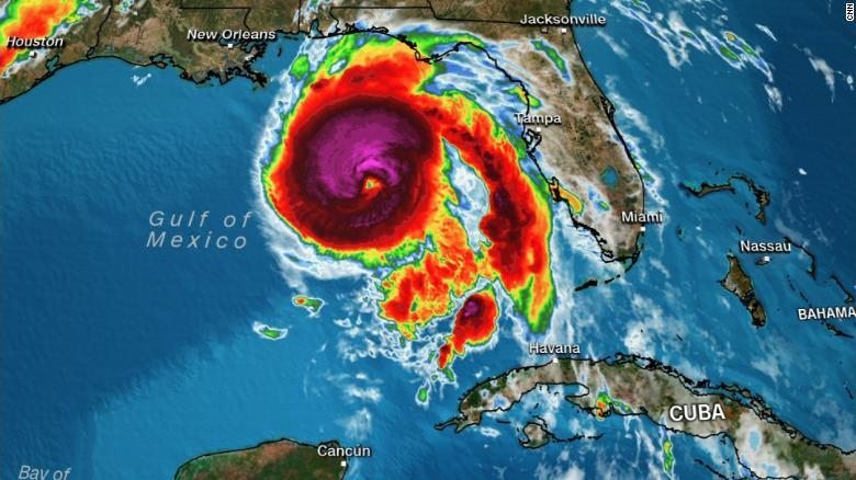 hurricane michael s winds