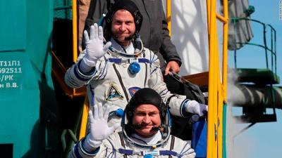 Image result for astronauts in space rocket