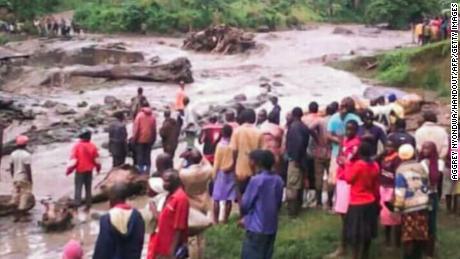 Uganda mudslides, floods spur deaths, destruction