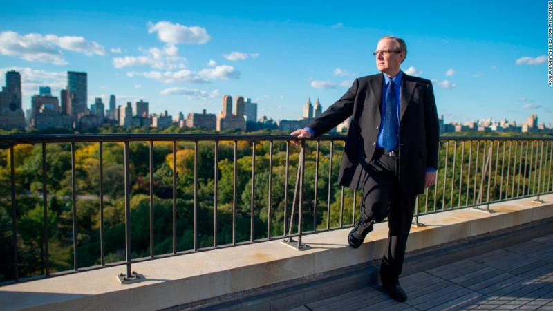 "Billionaire <a href=""https://www.cnn.com/2018/10/15/tech/paul-allen-dead/index.html"" target=""_blank"">Paul Allen</a>, the Microsoft co-founder, died on October 15, according to his investment firm Vulcan. Allen also owned two professional sports teams, NFL's Seattle Seahawks and the NBA's Portland Trail Blazers. He was 65."