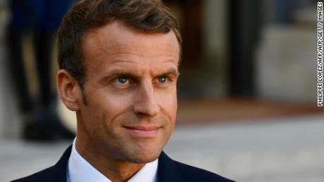 France's Macron reshuffles cabinet amid scandals, plummeting popularity