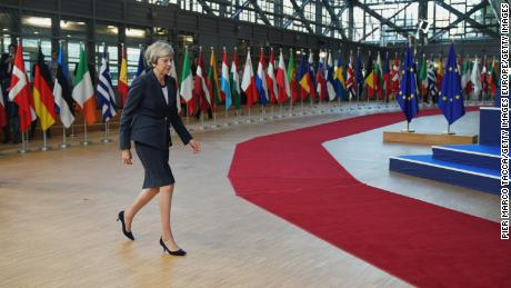 Brexit deadlock after May offers 'nothing new' at crucial EU summit