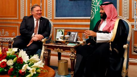 Legislators are planning to pressure Trump on Khashoggi, as Pompeo refuses to cover up a murder.