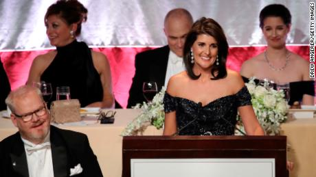 What's Nikki Haley really up to?