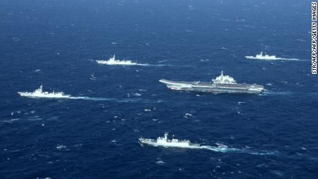 US-China fault lines on display as top officials meet