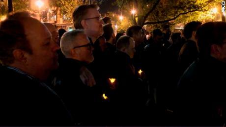 Transgender lives remembered at Matthew Shepard vigil