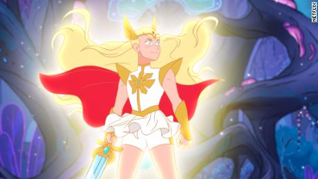 'She-Ra and the Princess of Power' is the rarest of television feats