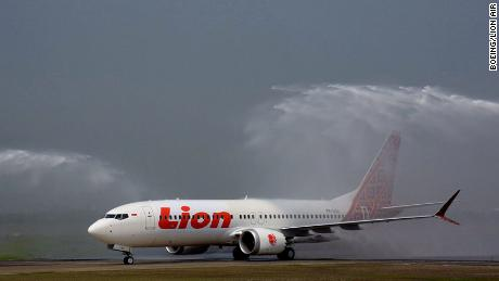 Lion Air Jet is one of Boeing's newest and most advanced aircraft