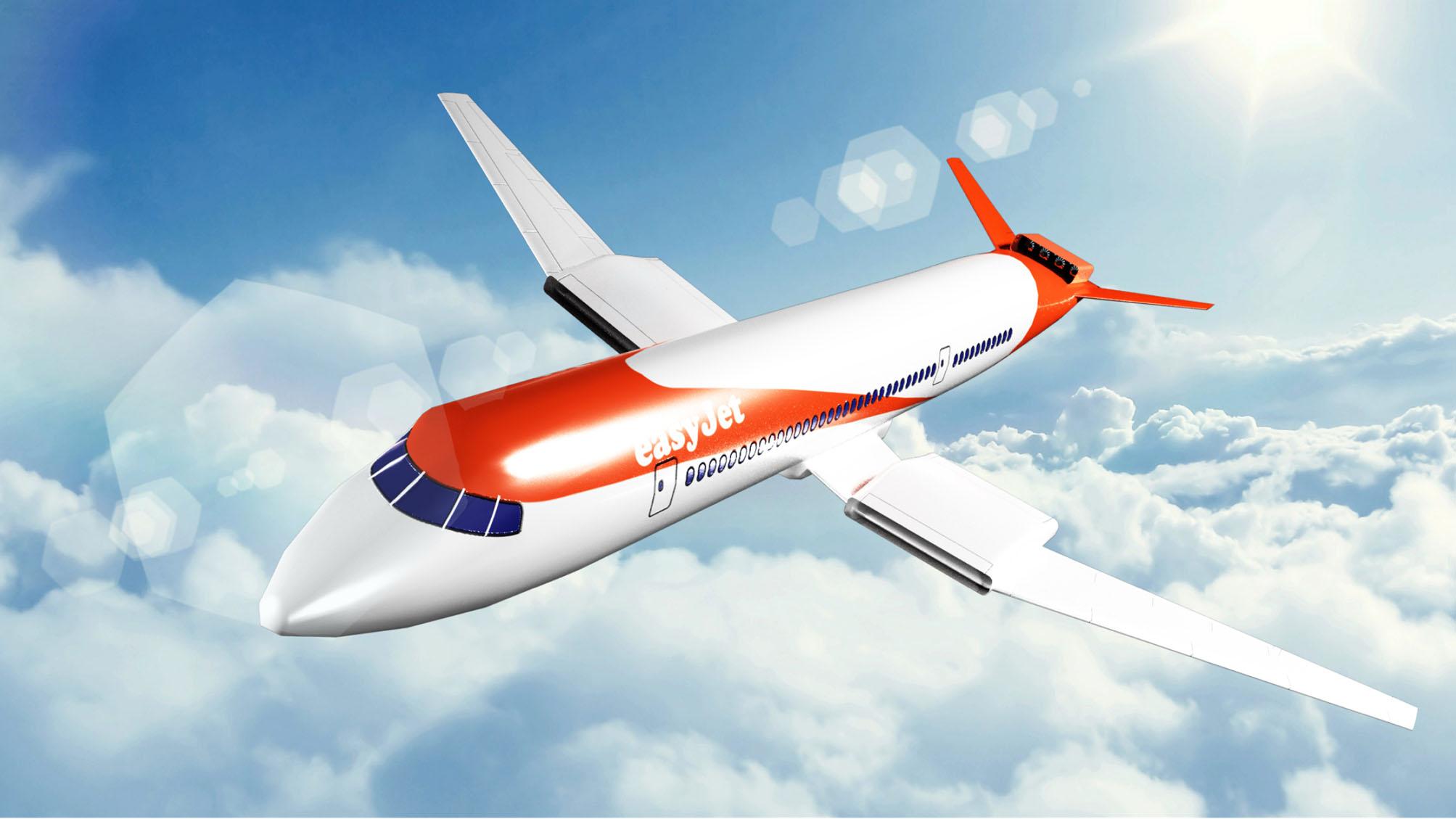 easyjet plans electric planes