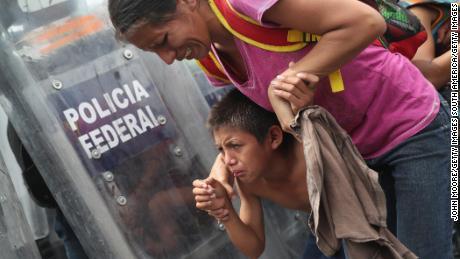 Despite rhetoric, the threat of migrants' diseases is minimal, experts say