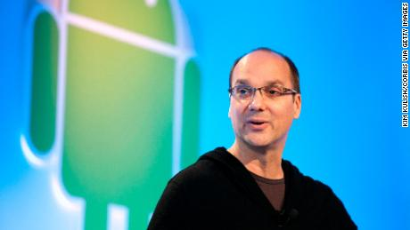 Android founder Andy Rubin left Google in 2014. His lawyer says allegations against him of sexual misconduct are false.