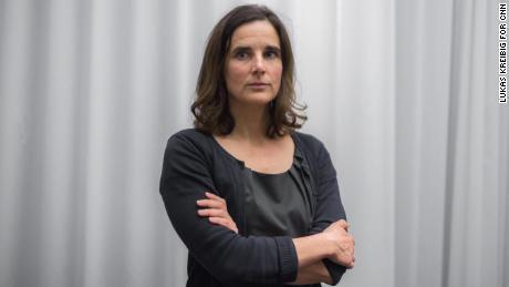 Susanne Beyer, Der Spiegel's deputy chief editor, defends her magazine's tough stance on Trump.