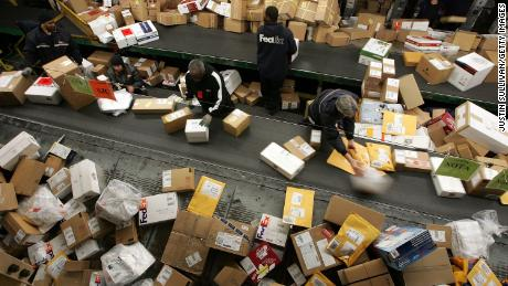 FedEx sues US Commerce Department over export restrictions that affect Huawei
