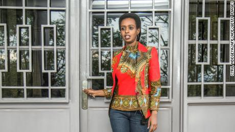 Rwandan opposition leader stands by her innocence at long-awaited trial
