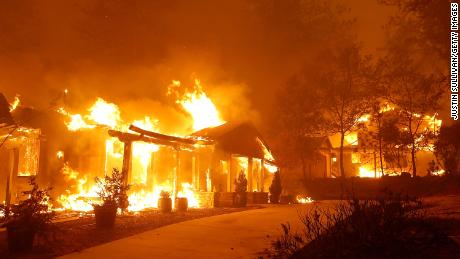 3 fires destroy thousands of structures, force evacuations