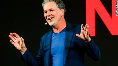"""CEO Reed Hastings predicted earlier this year that Netflix's """"next 100 million"""" users will come from India."""