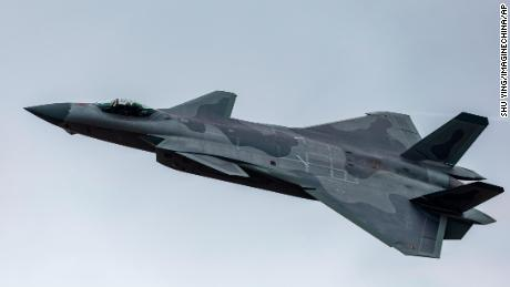 Analysts said the flights of China's J-20 stealth fighters at the Zhuhai air show would have been more impressive if the planes had been using Chinese rather than Russian-built engines.