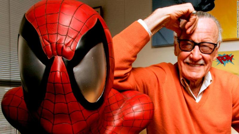 "<a href=""https://www.cnn.com/2018/11/12/entertainment/stan-lee-obit/index.html"" target=""_blank"">Stan Lee</a>, the colorful Marvel Comics patriarch who helped usher in a new era of superhero storytelling -- and saw his creations become a giant influence in the movie business -- died Monday, November 12, at the age of 95."